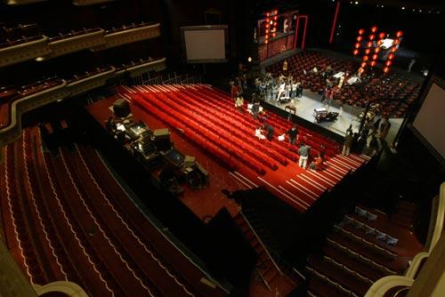 《如梦之梦》的舞台