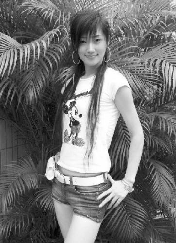 宋雯雯的照片被误传为赵红霞.(资料图片)