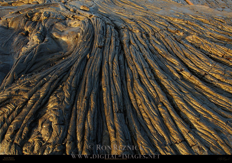 构造地质学科普系列之 绳状熔岩或火山绳(1)科普
