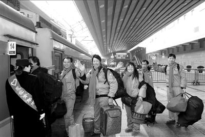 走访调查203人仅半数购得火车票
