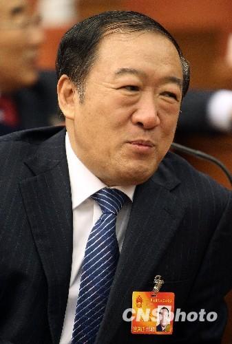 苏荣当选江西省人大常委会主任 鹿心社当选省长