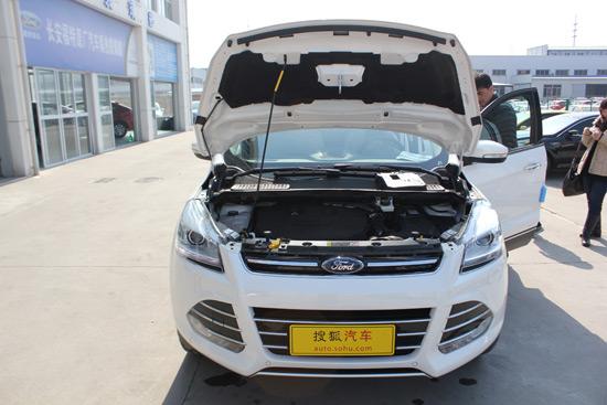 福特翼虎15款月末厂家钜惠购车最高优惠8万图片