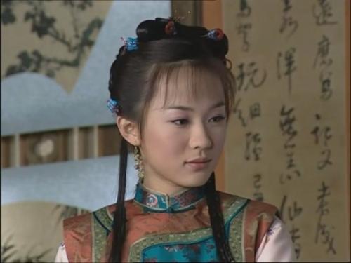 """刘亦菲 杨幂/这份从""""神交""""开始的爱情,本身就带着那么一抹神秘而暧昧的..."""