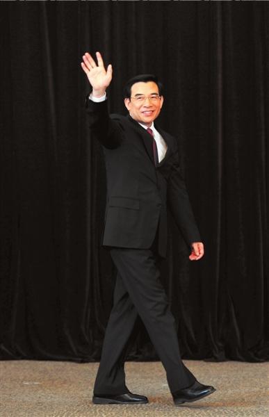 新市长王安顺