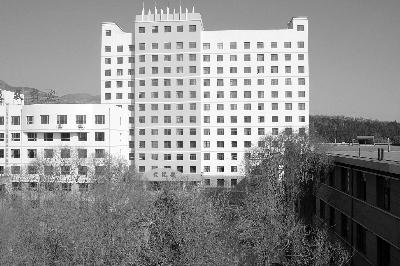 会宁县人民医院住院部大楼图片