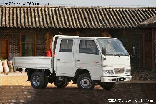 福田驭菱双排小货车图片 福田驭菱双排小货车高清图片