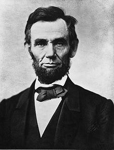 美国总统林肯