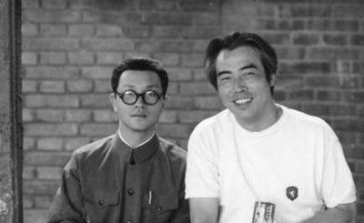 张国荣戴圆框眼镜超萌(图)