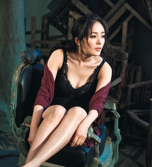 杨幂领衔85后性感女神 拼胸爆乳秀身材