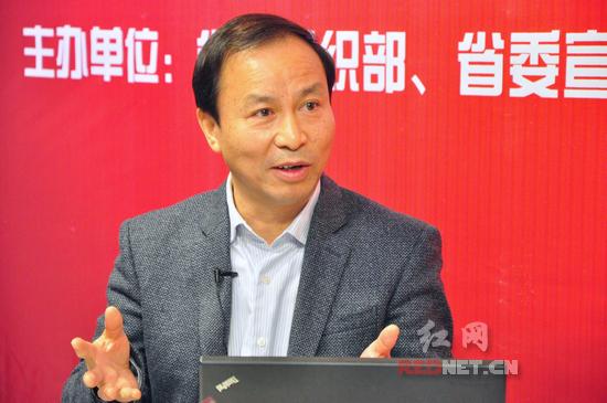 (陈君文当选为湖南省人大常委会副主任)