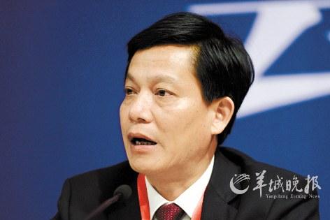 潮州市市长李庆雄羊城晚报记者 林桂炎 摄