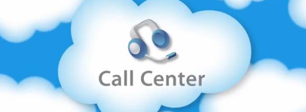 相对于自建客服中心,云呼叫中心的最大优势是价格.图片