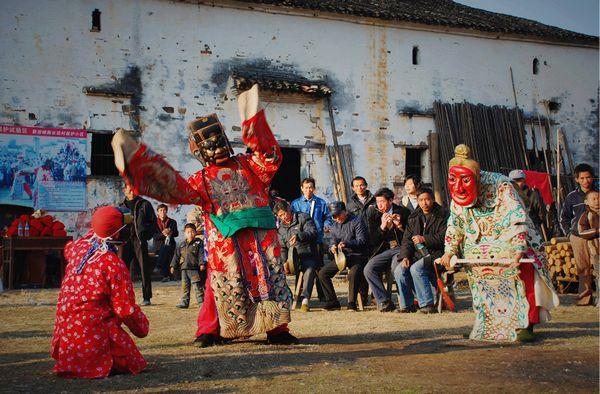 春节民俗活动