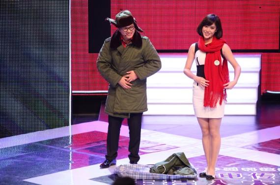 主持人大賽:朝暉,張靜沄:比賽or演唱會?-搜狐蘇州圖片
