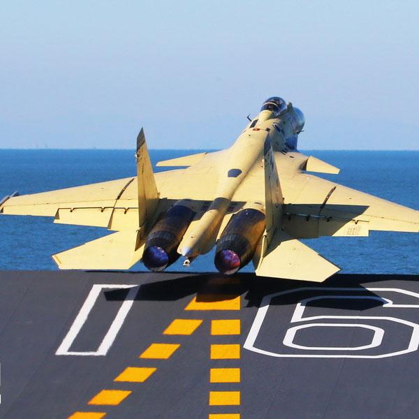 印度维克拉玛蒂亚号_歼15武器挂载能力强 火力猛完全压制印度舰载机-搜狐军事频道