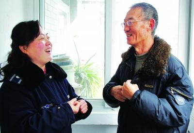 管王金玲 自创手语 帮扶聋哑人十年 图
