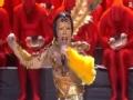 湖南卫视小年夜春晚 龚琳娜老锣演唱《金箍棒》