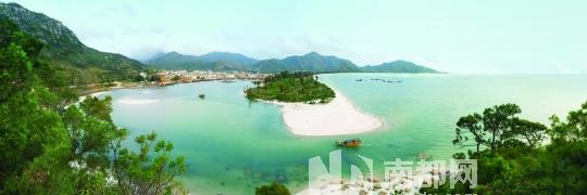 广东惠州月亮湾