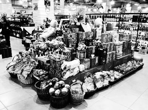 丹尼斯/曲奇、棒棒糖、巧克力、棉花糖······在郑州丹尼斯拜特精品超市...