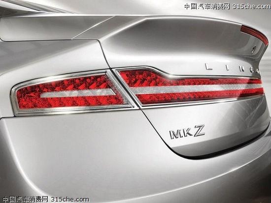 2015年上市 林肯首款國產車型mkz信息曝光(組圖)圖片