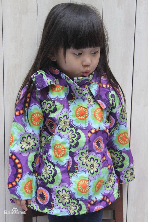 小葡萄,大名项滢璇,2010年网络红人,因为葡萄妈妈在博客上放出小葡萄图片