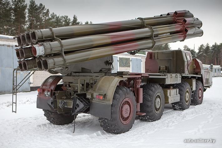 世界最强火箭炮内部一探究竟(组图)图片
