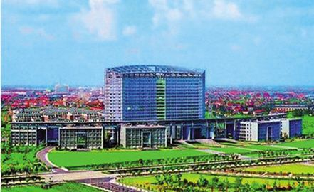 南通市行政中心图片源自网络