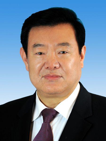 陕西省政府领导分工调整 江泽林任常务副省长(组图)