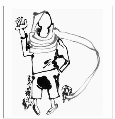 动漫 简笔画 卡通 漫画 手绘 头像 线稿 389_400