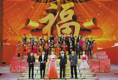 2月7日,北京,2013中央电视台春节联欢晚会备播带录制现场。 图/CFP