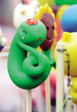 蛇年画蛇(图)
