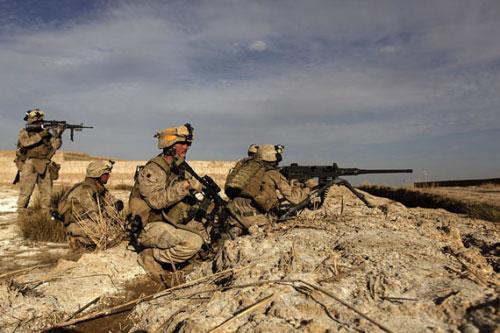 美媒认为,中国在等待恰当时机,攫取阿富汗的战利品。