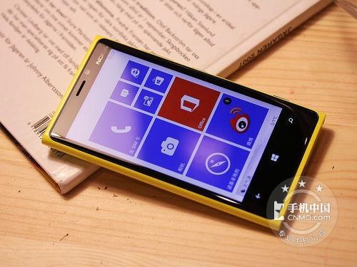 诺基亚Lumia 920正面图片