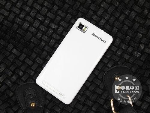联想乐Phone K860i背面图片