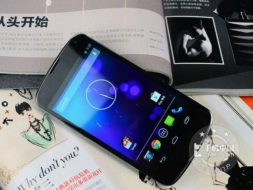 LG Nexus 4正面图片