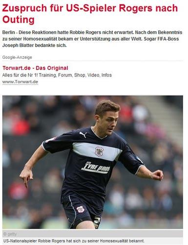 《慕尼黑日报》截图