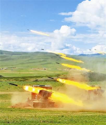中国鹰派:中国有权选择战争 周边邪火太盛(ZT)