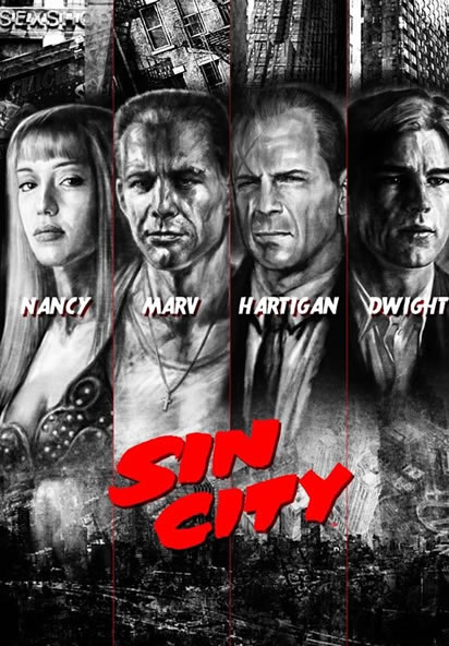 ...: 动作 / 惊悚 / 犯罪   蛇年关联电影:《罪恶之城2》(Sin City:
