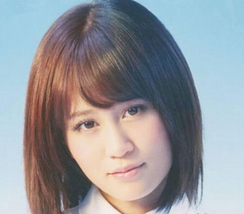 日本女星示范 各种脸型适合发型/组图