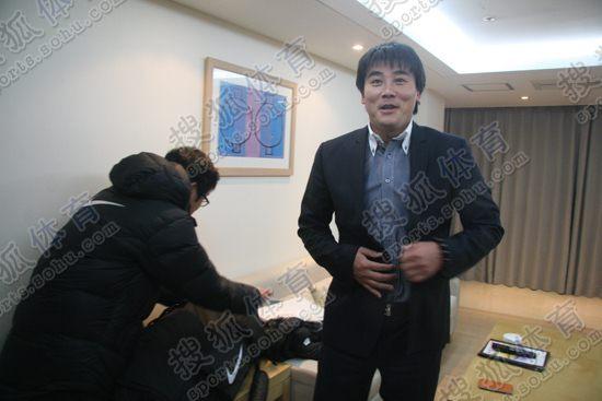徐弘辞去阿尔滨主教练 李明赴韩接管担任主帅