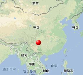 四川宜宾发生4.5级地震 震源深度15公里图片