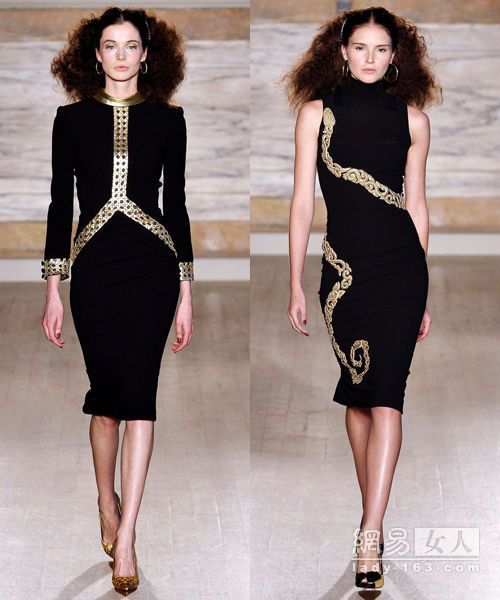 """设计师l""""wren scott自创立她的个人同名品牌以来到过巴黎和纽约办"""
