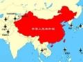 """聚焦美国在中国周边大量""""布点"""""""