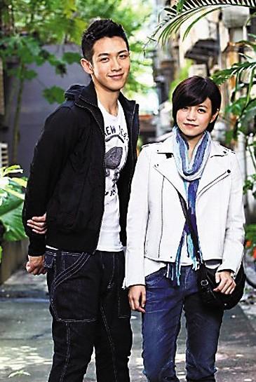 柯震东与陈妍希