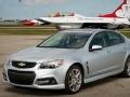 [海外新车]最速度四门轿跑 Chevrolet SS