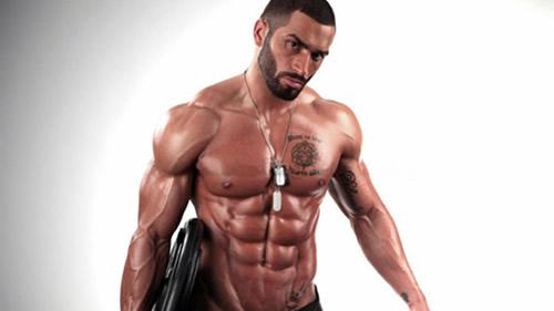 拉扎尔安格洛夫头像_世界上肌肉最完美的男人-男人频道
