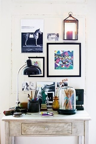 铺满那堵墙照片墙设计/组图