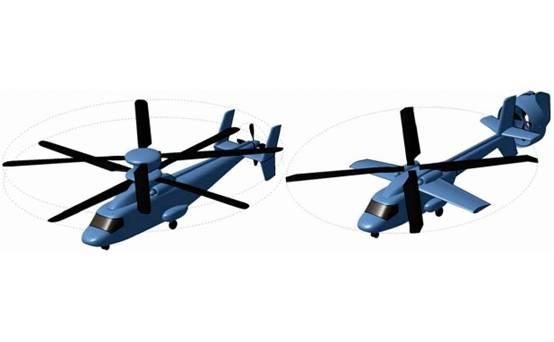 波音与西科斯基公司联合开展 未来垂直起降飞行器 fv