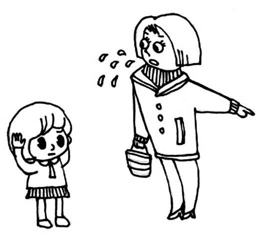 妈打球简笔画大全大图-中小学生为躲妈妈唠叨盼开学 图
