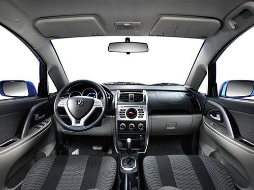 新款长安CX20或年内上市 加入AMT变速箱 组图高清图片